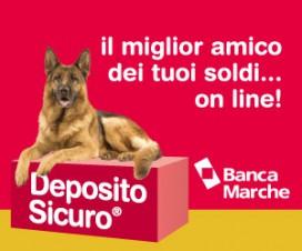 conto deposito sicuro banca marche